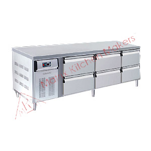 six-drawer-work-top-chiller
