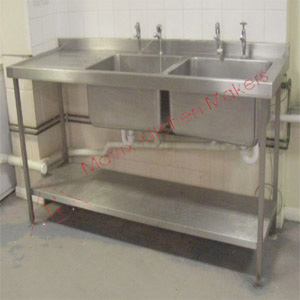 two-2-sink-pot-wash-unit