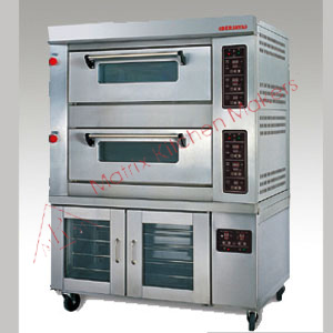 gas-heated-baking-oven1