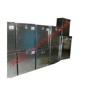 Galvanized-Grain-Storage-Bin